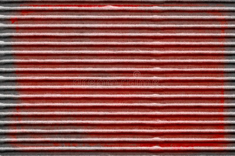 Illustration of a corrugated texture for a background. Illustration of old abstract corrugated texture for a background or for wallpaper vector illustration