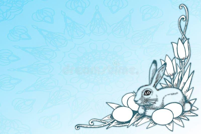 Illustration courante de concept de Pâques illustration libre de droits