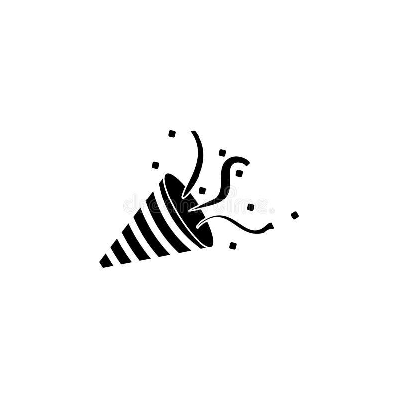 illustration d'aileron Élément d'icône de partie pour les apps mobiles de concept et de Web L'illustration détaillée d'aileron pe illustration libre de droits