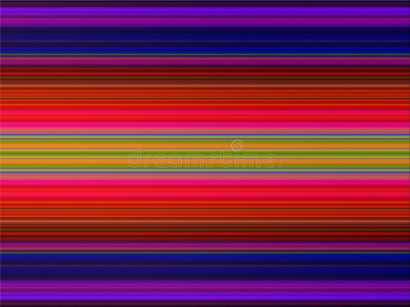 illustration 3d d'un fond d'image d'abrégé sur couleur primaire illustration libre de droits