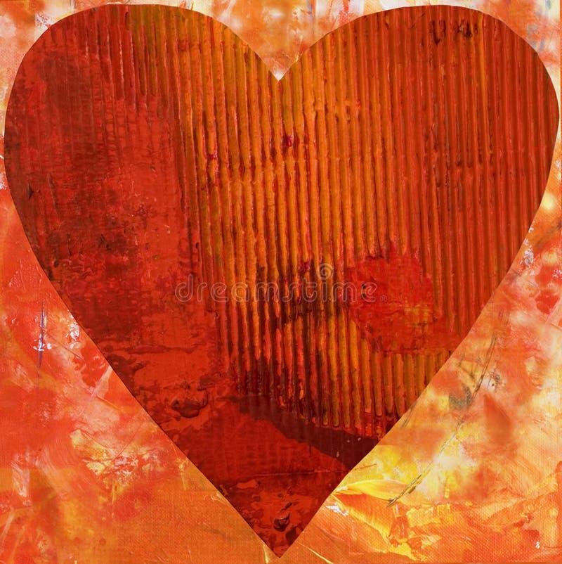 Illustration de coeur illustration de vecteur