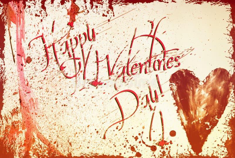 Illustration de coeur de Valentine illustration stock