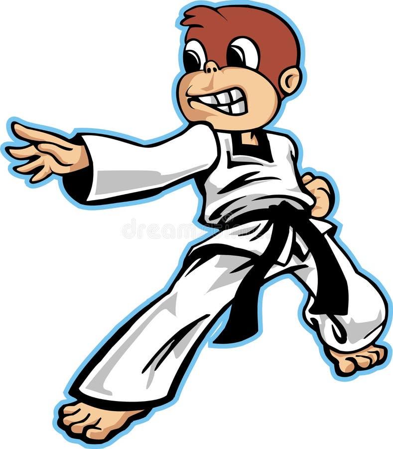 Illustration de conception de singe image libre de droits