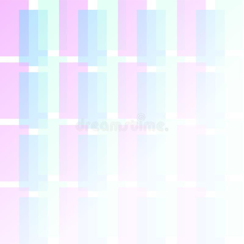 illustration de conception graphique de couleur claire illustration de vecteur