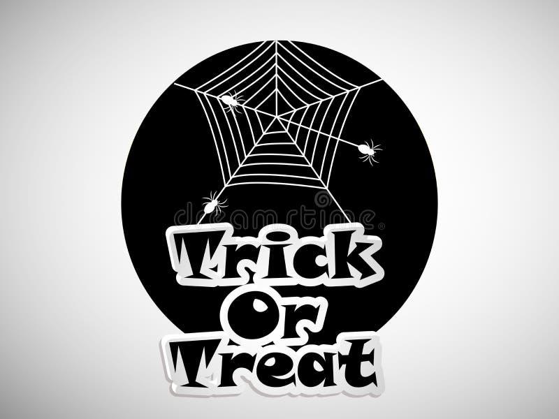 Illustration de fond de Halloween illustration de vecteur