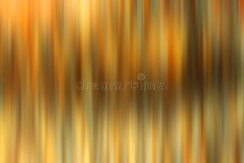Illustration de fond naturel Graine de banane dans des couleurs foncées et orange-clair de mouvement de tache floue Vue verticale image stock