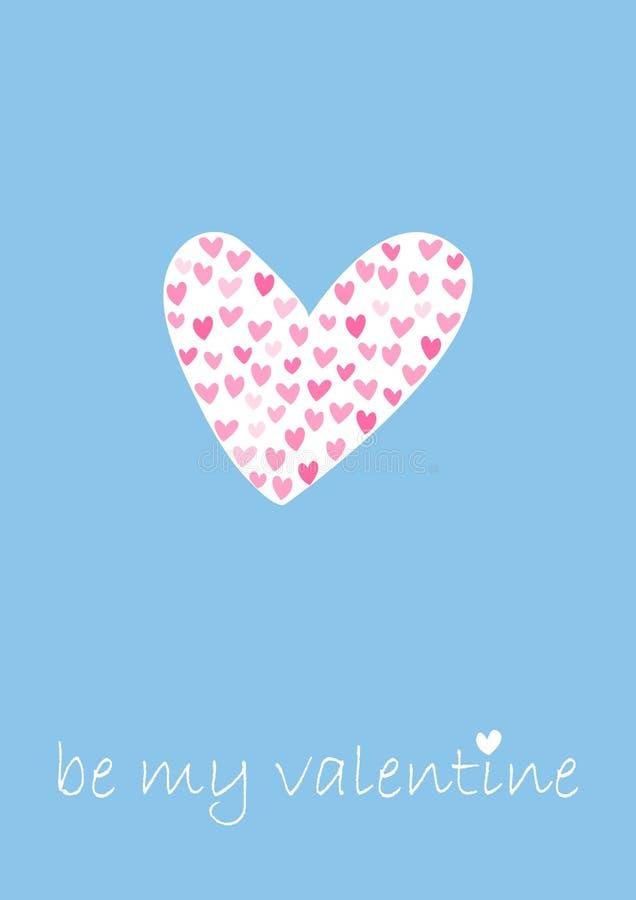 Illustration de jour de Valentines illustration libre de droits