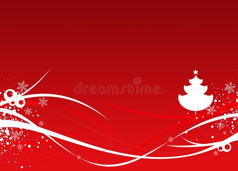 Illustration de Noël/an neuf illustration libre de droits