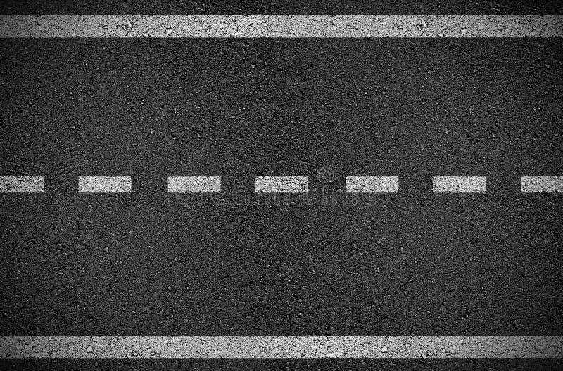 Illustration de route de rue d'asphalte illustration de vecteur