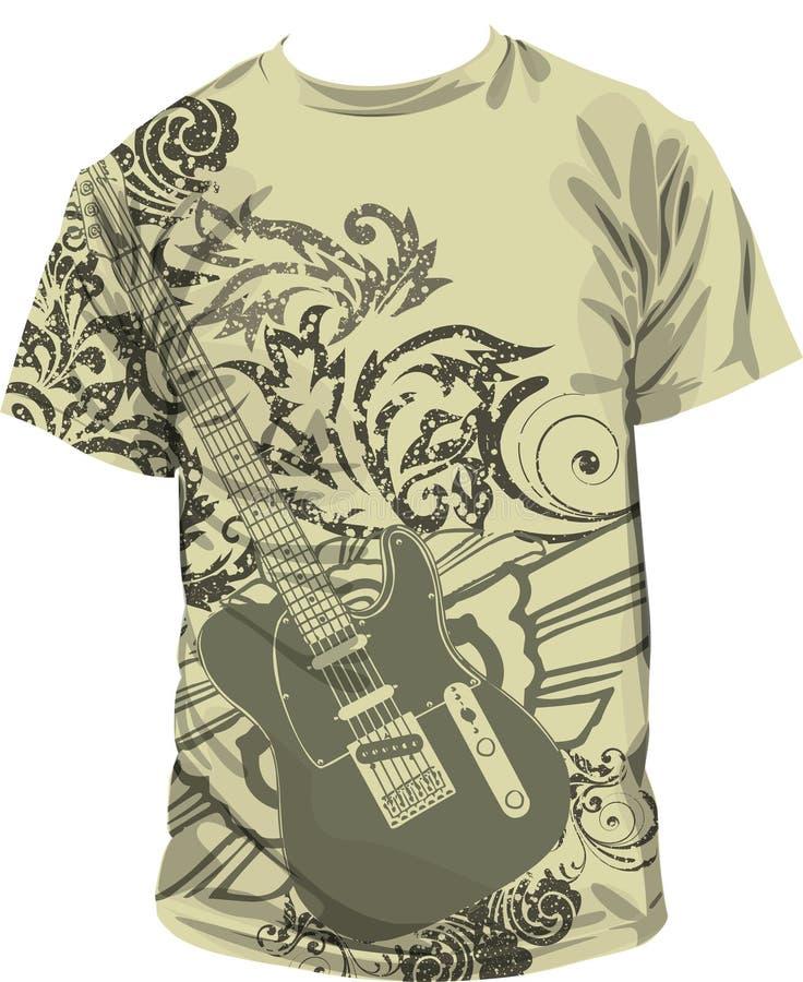 Illustration de T-shirt illustration stock
