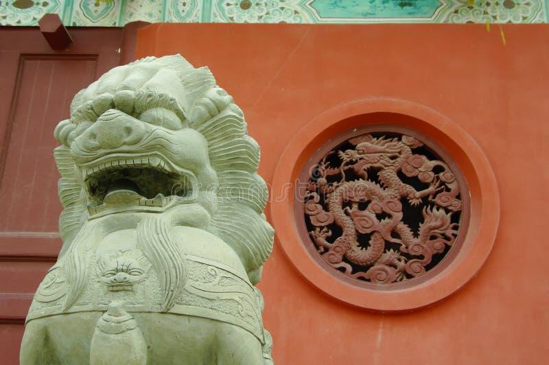 Illustration de temple bouddhiste, Népal photo libre de droits