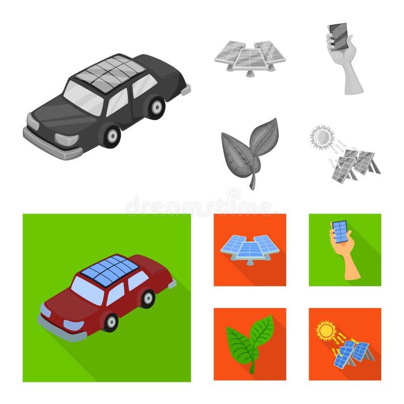 Illustration de vecteur d'ic?ne d'innovation et de technologie E illustration stock