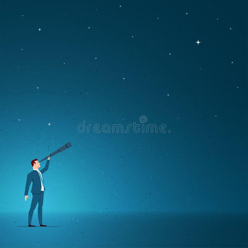 Illustration de vecteur de concept d'affaires illustration libre de droits