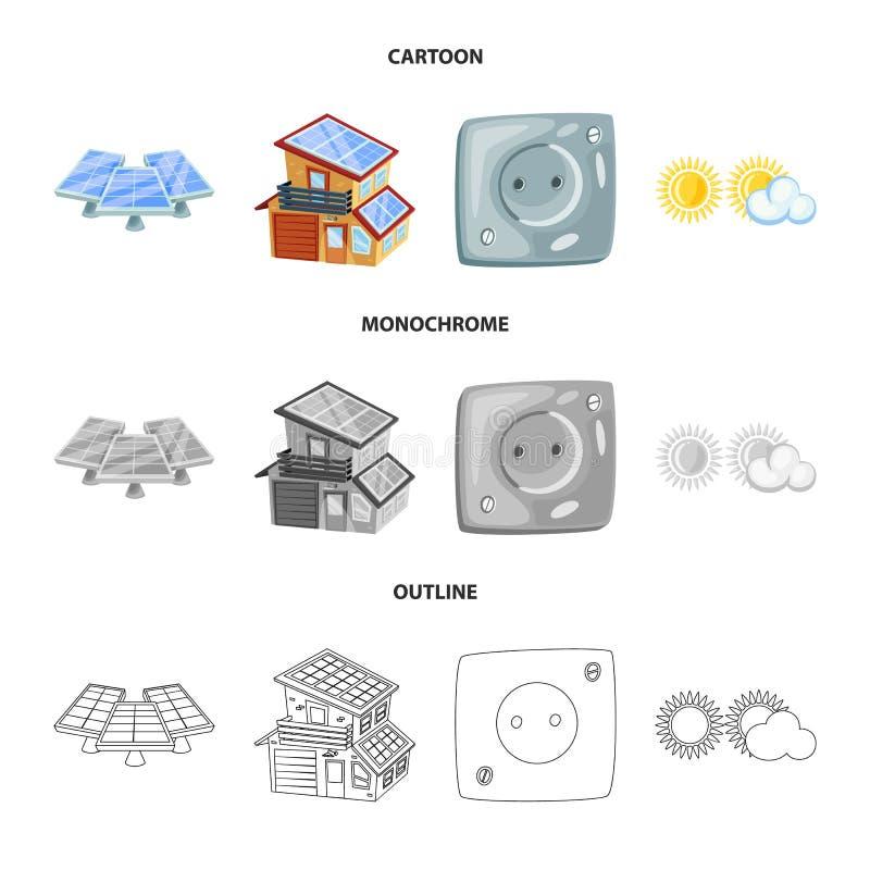 Illustration de vecteur de logo d'innovation et de technologie Placez de l'illustration de vecteur d'actions d'innovation et de n illustration libre de droits