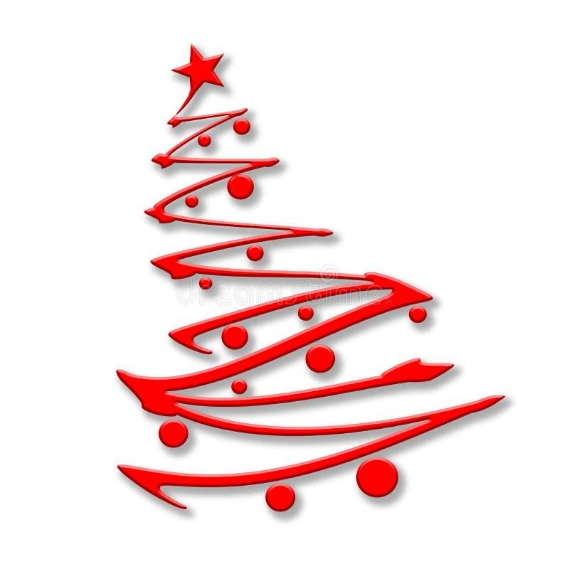 Illustration de vecteur Noël ma version de vecteur d'arbre de portefeuille photos stock