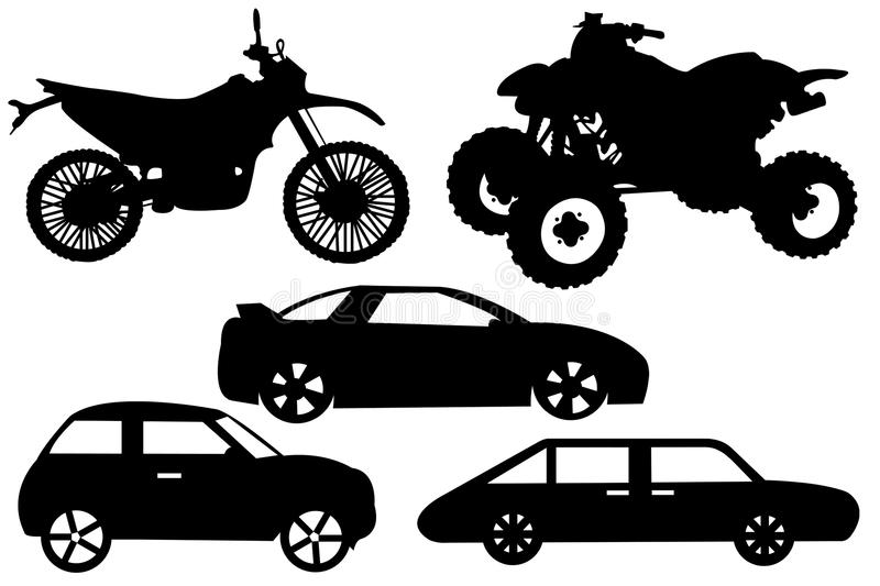 Download Illustration Of A Different Automobile Royalty Free Stock Photography - Image: 32894227