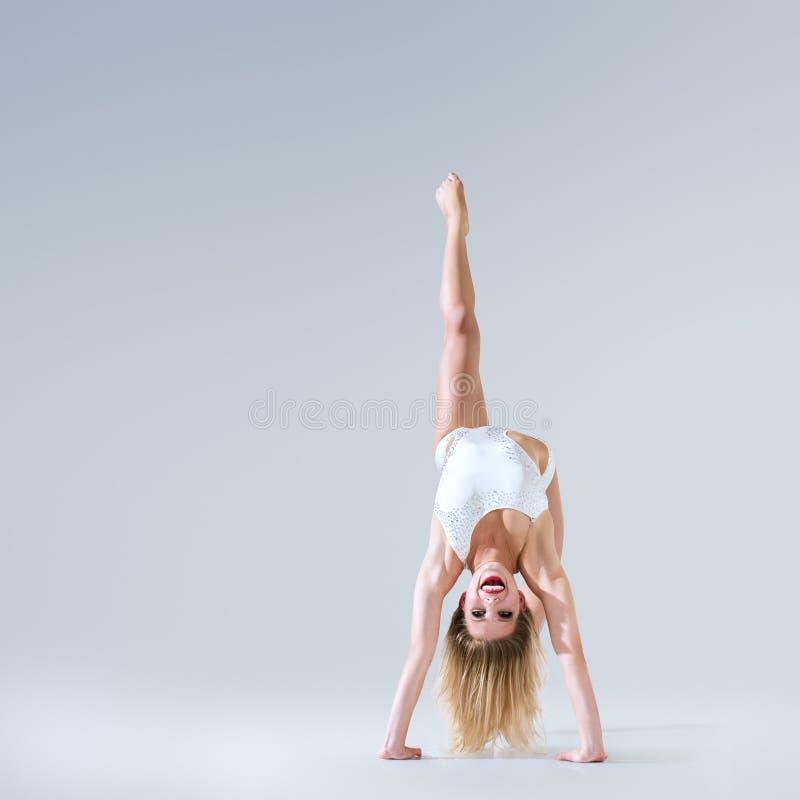 Illustration du ballet dancer photo stock