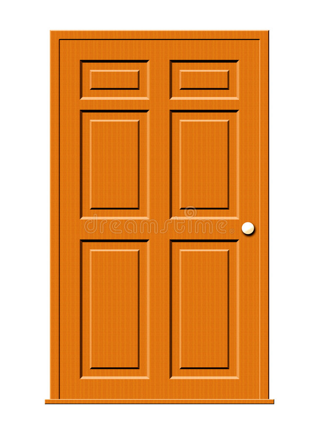 Illustration du bois de trappe illustration de vecteur