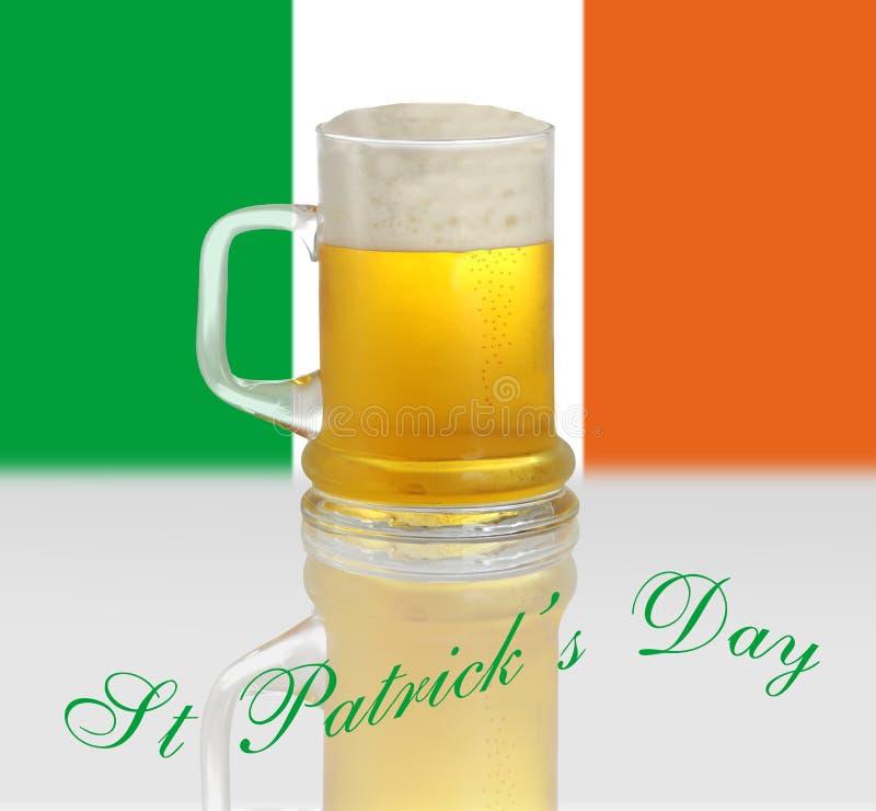 Illustration du jour de St Patrick photos libres de droits