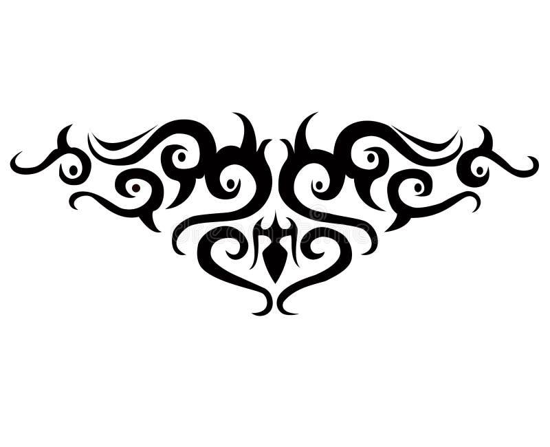Illustration du tatouage illustration stock