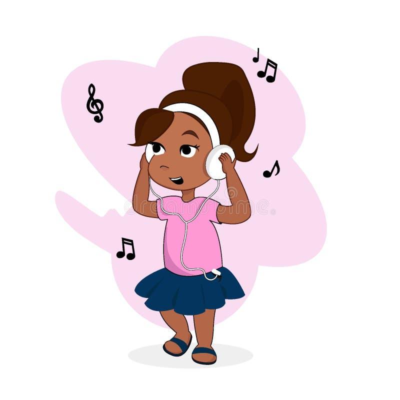 Illustration eps10 de vecteur de personnage de dessin animé de bébé images libres de droits