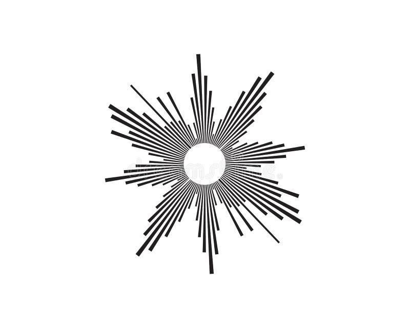 Illustration f?r vektor f?r solida v?gor vektor illustrationer