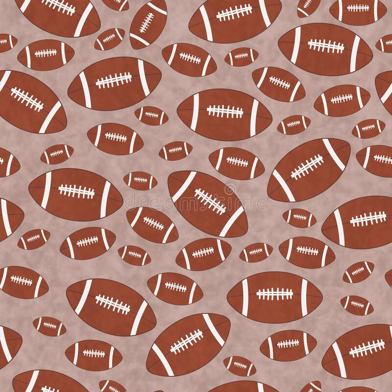 Free Illustration Football Material Pattern Background That Is Seamless Stock Photo - 214822430