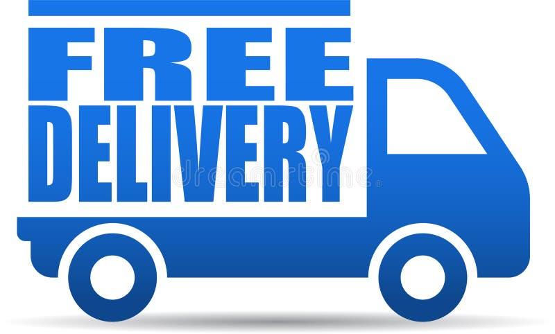 Illustration gratuite de camion de livraison illustration de vecteur