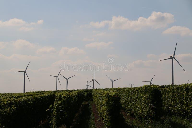 illustration isolerad wind för ström 3d arkivbild