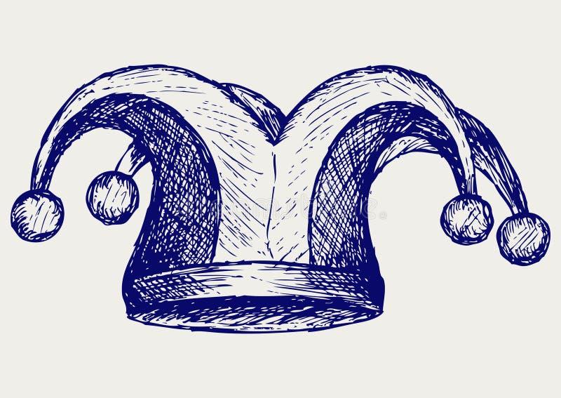 Download Illustration jester hat stock vector. Illustration of ancient - 29179267