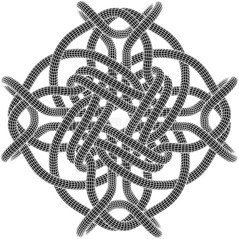 Illustration of a Knot