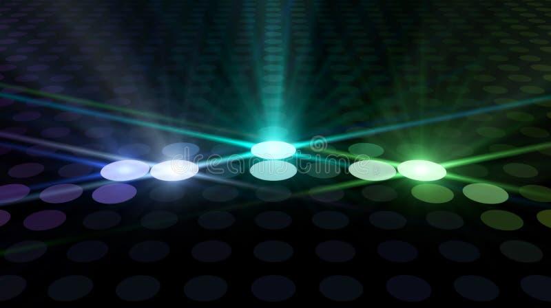 Illustration of Lights Effects