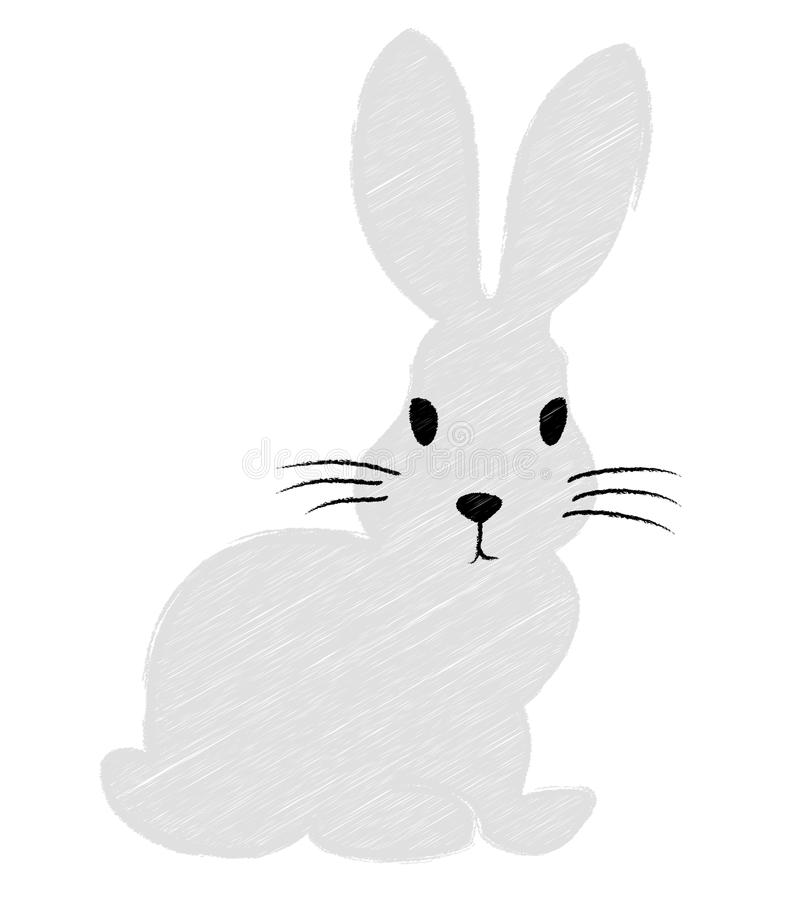Download Bunny vector stock vector. Illustration of easter, card - 29780571