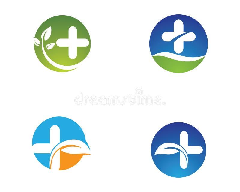 Illustration médicale de symbole illustration libre de droits