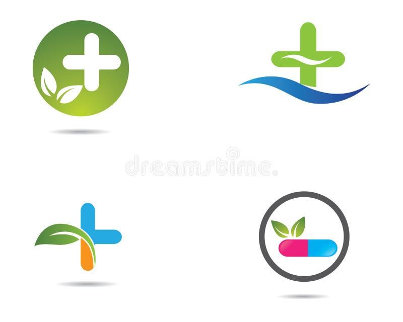 Illustration médicale de symbole illustration de vecteur