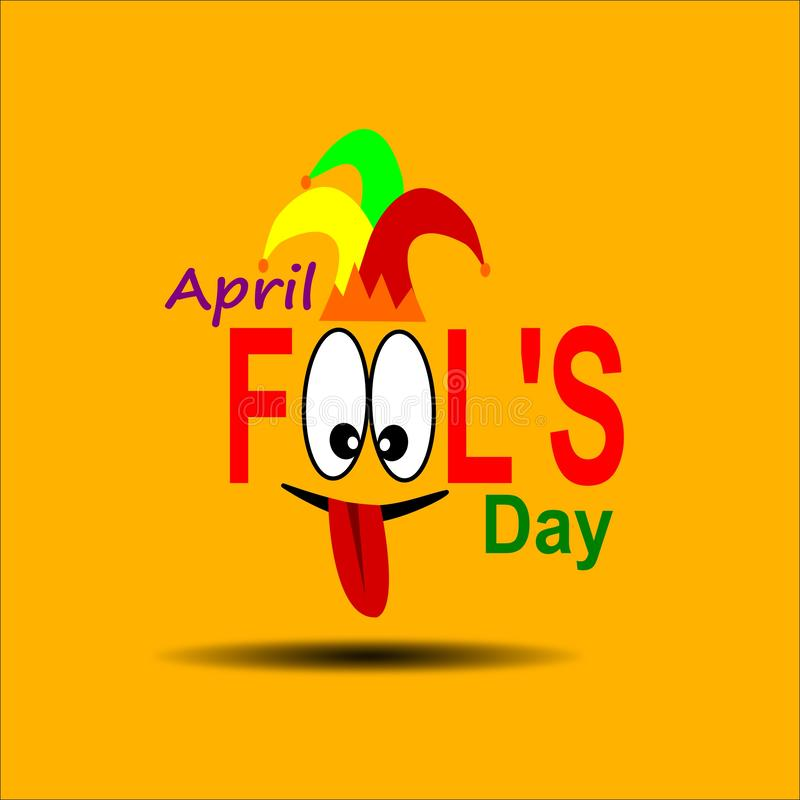 Free Illustration Of Celebrating April Fools Day Royalty Free Stock Photo - 143111135