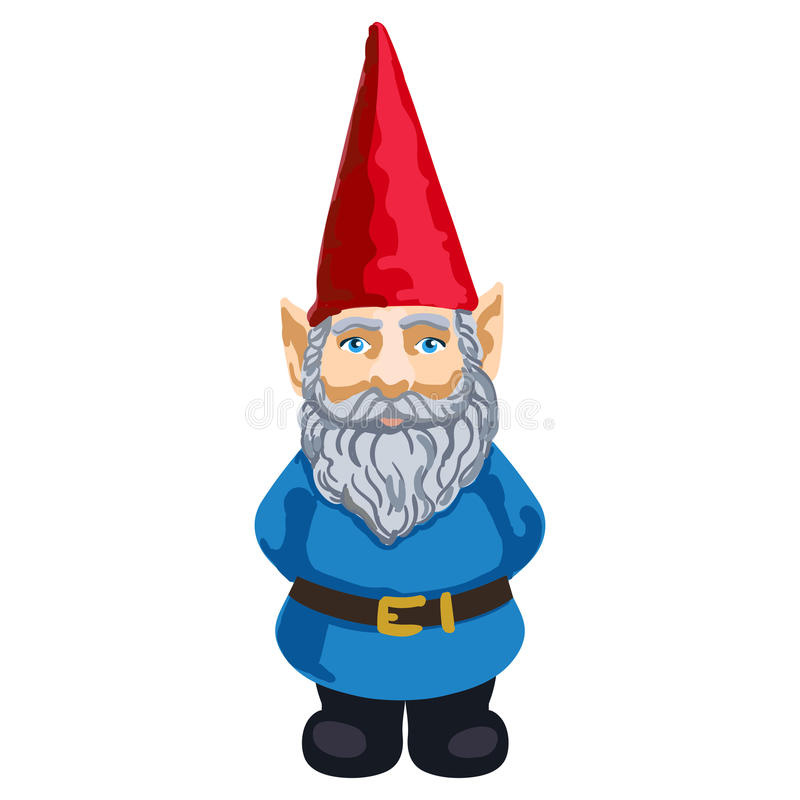 Free Illustration Of Garden Gnome Royalty Free Stock Photography - 75268167