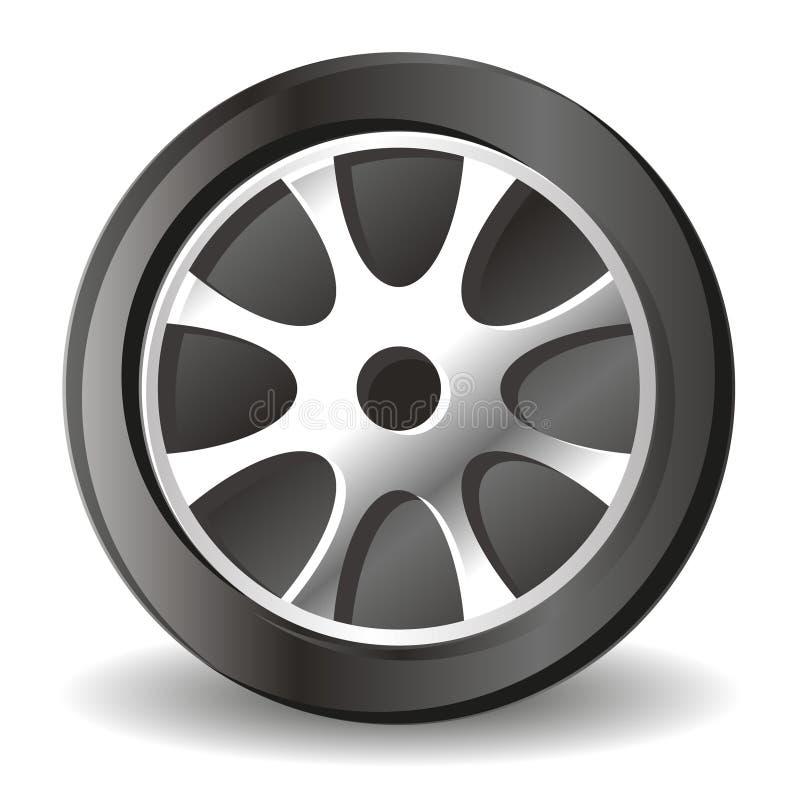 Free Illustration Of Tire Stock Image - 20063971