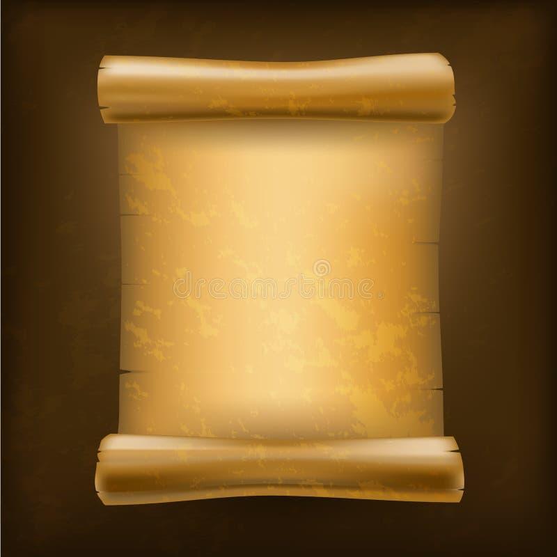 Download Old scroll stock vector. Illustration of antique, elegance - 29784965