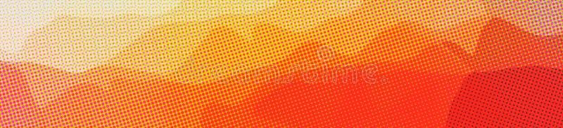 Illustration of orange Dots background, abstract banner. Illustration of orange Dots background, abstract paint royalty free illustration