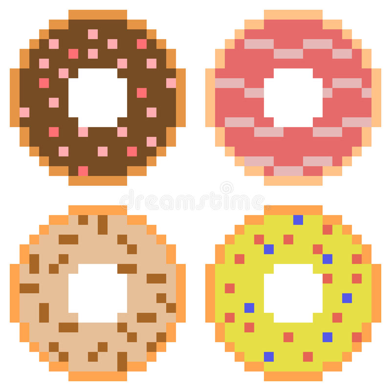 Pixel Art Icon Stock Illustrations 23633 Pixel Art Icon