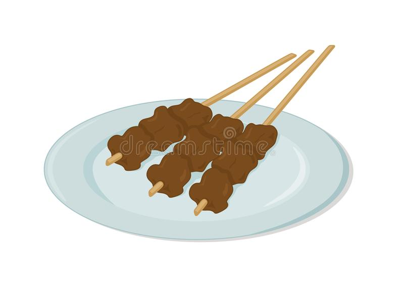 Indonesian Food Vector Stock Illustrations 738 Indonesian Food
