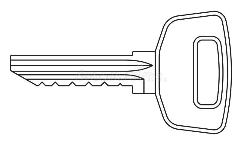 Illustration principale d'icône illustration libre de droits