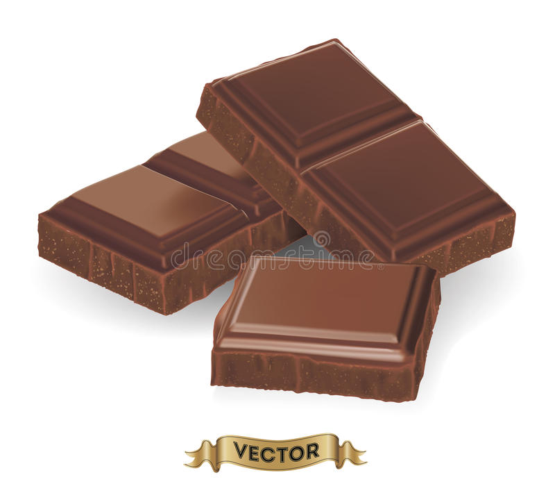 Download Illustration Réaliste De Vecteur De Barre De Chocolat Cassée Illustration de Vecteur - Illustration du ébrèchement, régime: 77155179