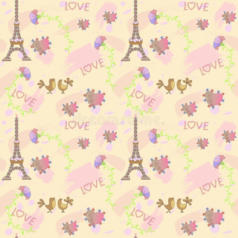 Background of lovers stock photo
