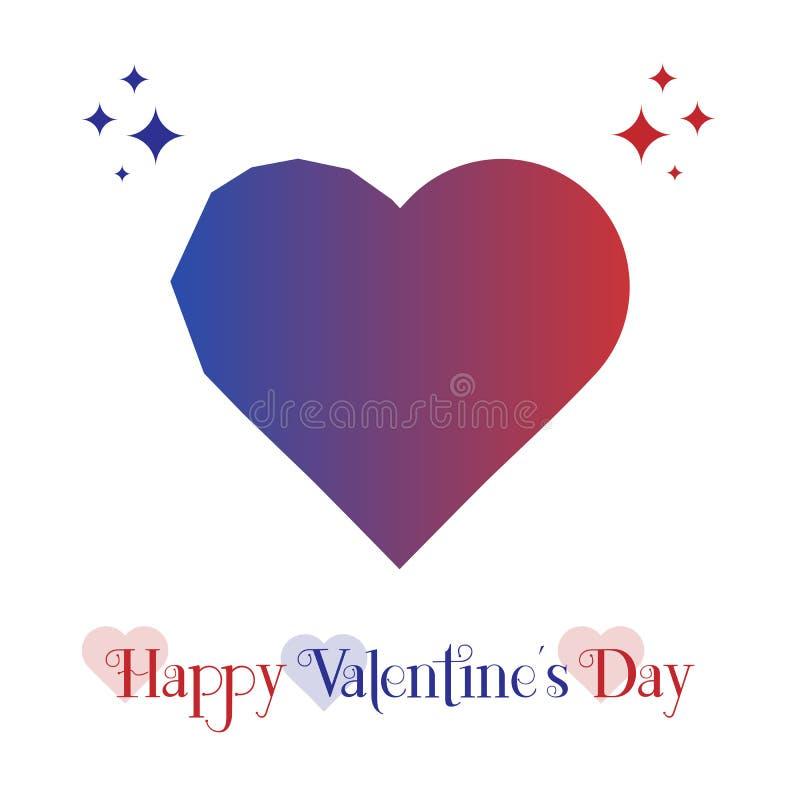 illustration s för hjärta för green för dreamstime för kortdagdesignen stylized valentinvektorn royaltyfri illustrationer