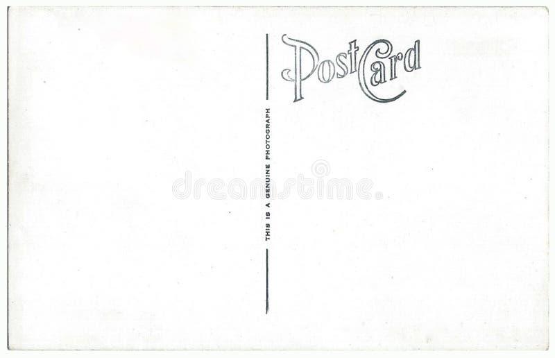 Illustration 1900s-1910s De Dos De Carte Postale De Vintage Illustration Stock - Illustration du ...