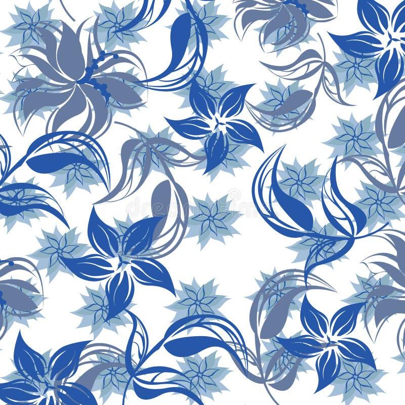 Download Illustration Sans Couture De Fleur De Ressort Illustration de Vecteur - Illustration du fleur, élégance: 56475901