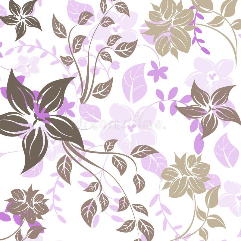 Download Illustration Sans Couture De Fleur De Ressort Illustration de Vecteur - Illustration du seamless, centrale: 56482902