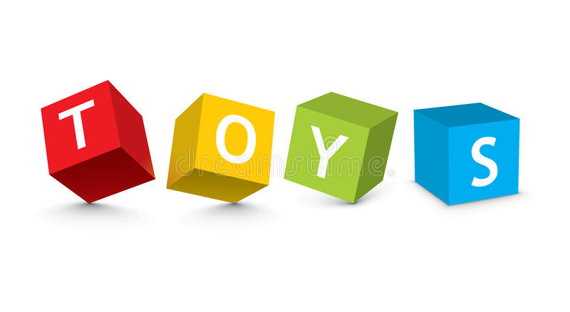 Download Illustration Of Toy Blocks Stock Photos - Image: 27302083